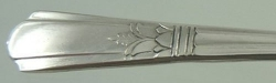 Court aka Sovereign 1939 - Luncheon Knife Solid Handle Modern Blade
