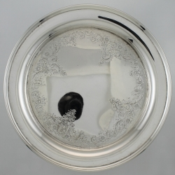 Tray Sterling Silver c1904-24 Henry Birks Canada