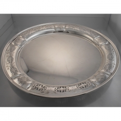 Tray Sterling Silver c1933 Henry Birks & Sons Canada