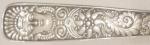 Assyrian Head 1886 | 1847 Rogers Bros. | Silver Plate