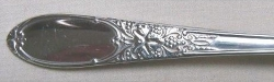 Burgundy aka Champaigne 1934 - Dinner Knife Solid Handle Bolster French Stainless Blade