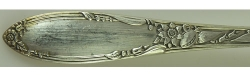 Chateau 1934 - Dinner Knife Solid Handle French Stainless Blade