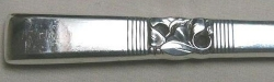 Morning Star 1948 - Pie or Cake Server Flat Handle Pierced