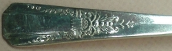 Debonair 1938 - Dinner Knife Solid Handle French Stainless Blade
