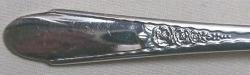 Gardenia 1941 - Luncheon Knife Hollow Handle Modern Stainless Blade