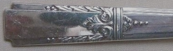 Lady Drake 1940 - Personal Butter Knife Flat Handle Paddle Blade