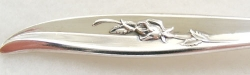 Magic Rose 1963 - Dessert or Oval Soup Spoon