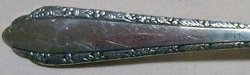 Madelon 1935 - Round Gumbo Soup Spoon