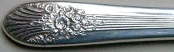 Marigold aka Silver Mist 1935 - Dessert or Oval Soup Spoon