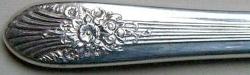 Marigold aka Silver Mist 1935 - Teaspoon