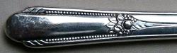 Memory aka Hiawatha 1937 - Master Butter Knife