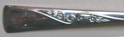 Revelation 1953 - Dinner Knife Solid Handle Modern Stainless Blade