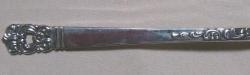 Scandinavia 1970 - Dinner Knife Hollow Handle Modern Stainless Blade