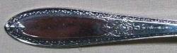 Triumph 1925 - Luncheon Knife Solid Handle Bolster French Plated Blade