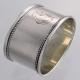 Napkin Ring Silver   Theodor Gruhn Tallinn Estonia c1922-39