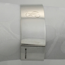 Napkin Ring Sterling Silver | Roden Bros | Toronto Canada