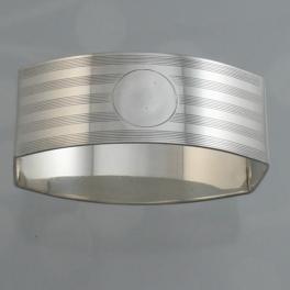 Napkin Ring Sterling Silver Roden Bros Toronto Canada