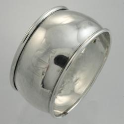 Sterling Silver Napkin Ring | Birmingham England c1937