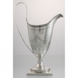 Creamer Neoclassical Sterling Silver c1790 London England
