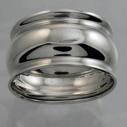 Napkin Ring Sterling Silver Roden Bros Toronto Canada c1891-1922