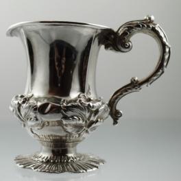 Creamer Sterling Silver Walter Morrisse London England c1835