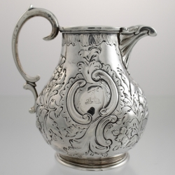 Creamer Sterling Silver c1843 Richard Sibley II London England
