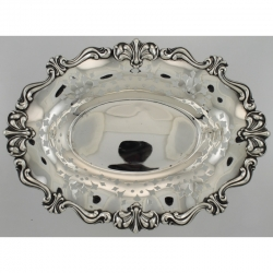 Tray Sterling Silver by Black Starr & Frost NY NY U.S.A. c1900