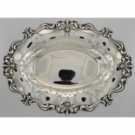 Tray Sterling Silver by Black Starr & Frost NY NY U.S.A. c1900