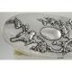 Chinese Export Silver Brush   Hung Chong c1900-1920
