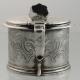 Mustard Pot Sterling c1846 Charles Thomas Fox & George Fox