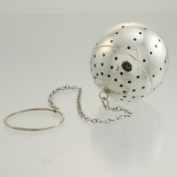 Tea Ball Sterling Silver R. Blackington & Co USA c1862-1967