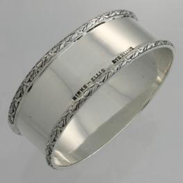 Napkin Ring Sterling Silver | Birks - Ellis Canada c1931-40
